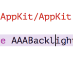 Backlight for Xcode