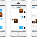 Open Source iOS Library For Creating Great Looking Messaging App Interfaces