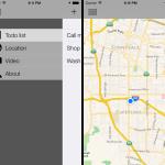 iOSAppTemplate for iOS – Cocoa Controls