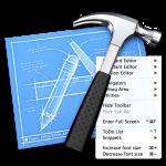 AdjustFontSize-Xcode-Plugin for Mac OS X