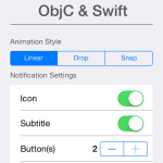 MPGNotification for iOS